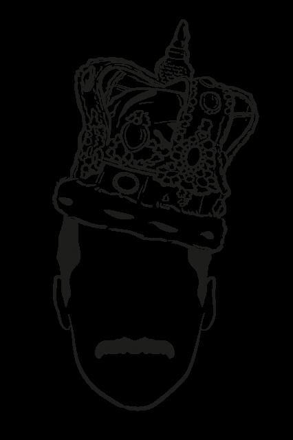 Porta Retrato Freddie De Queen Soupop